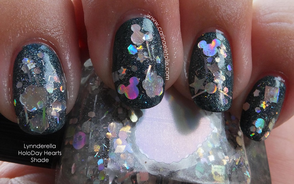 Lynnderella HoloDay Hearts, Shade