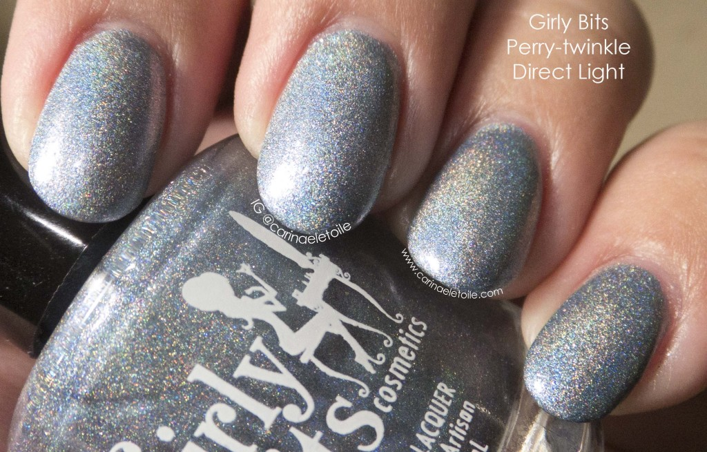 Girly Bits - Perry-twinkle Direct Light