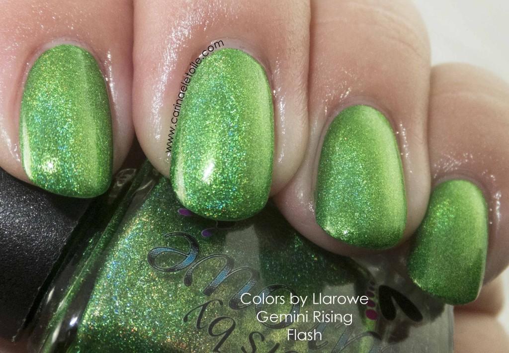 Colors by Llarowe Gemini Rising