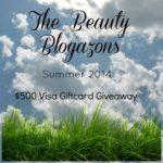 Beauty Blogazons Summer Giveaway