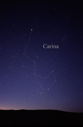 Constellation Carina