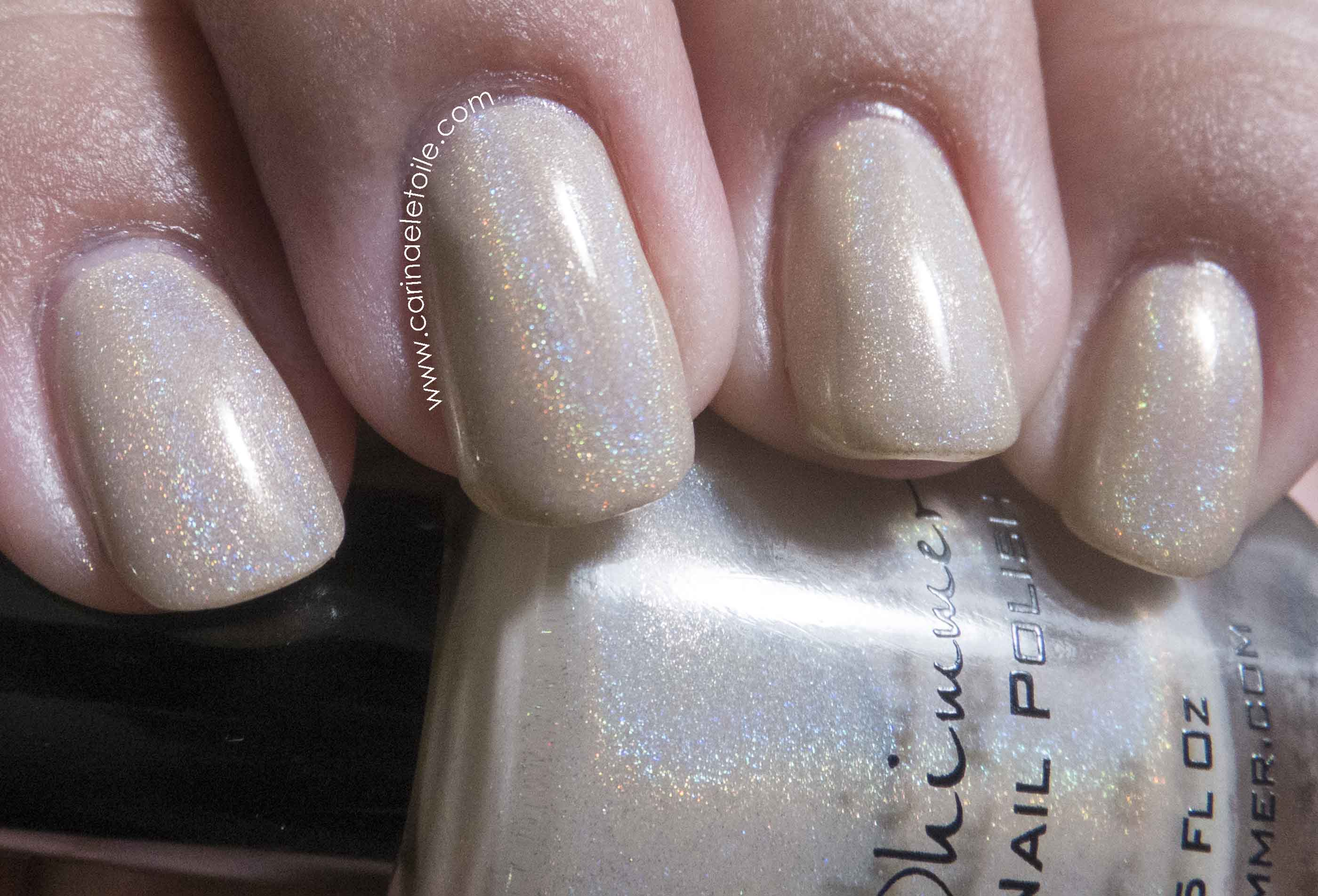 KB Shimmer In Bare Form | Carinae L\'etoile\'s polish stash