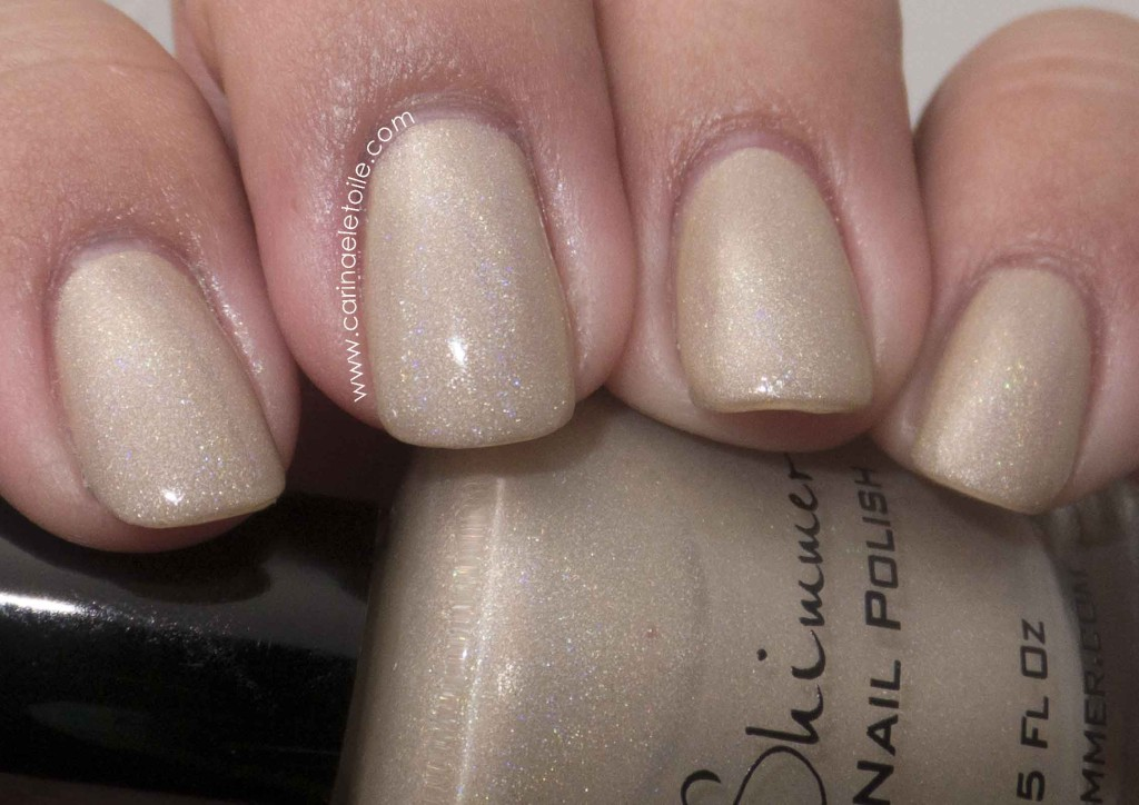 KB Shimmer In Bare Form