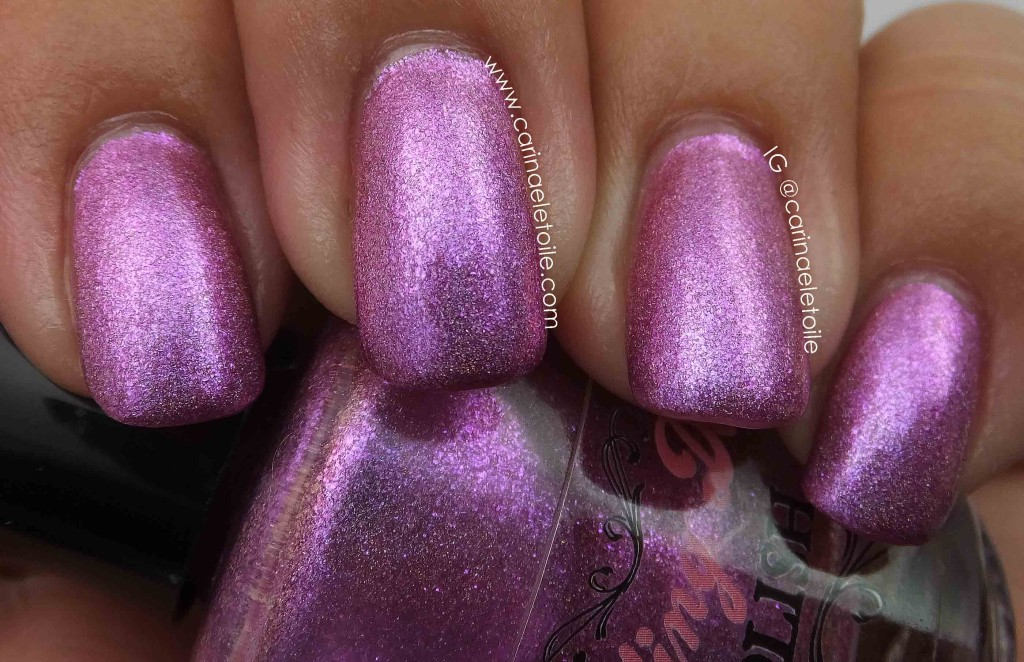 Darling Diva Polish I Hate Pink!