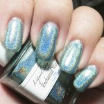 Liquid Sky Lacquer Enchanted Waterfall