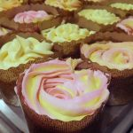 Orange Cardamom Cupcakes