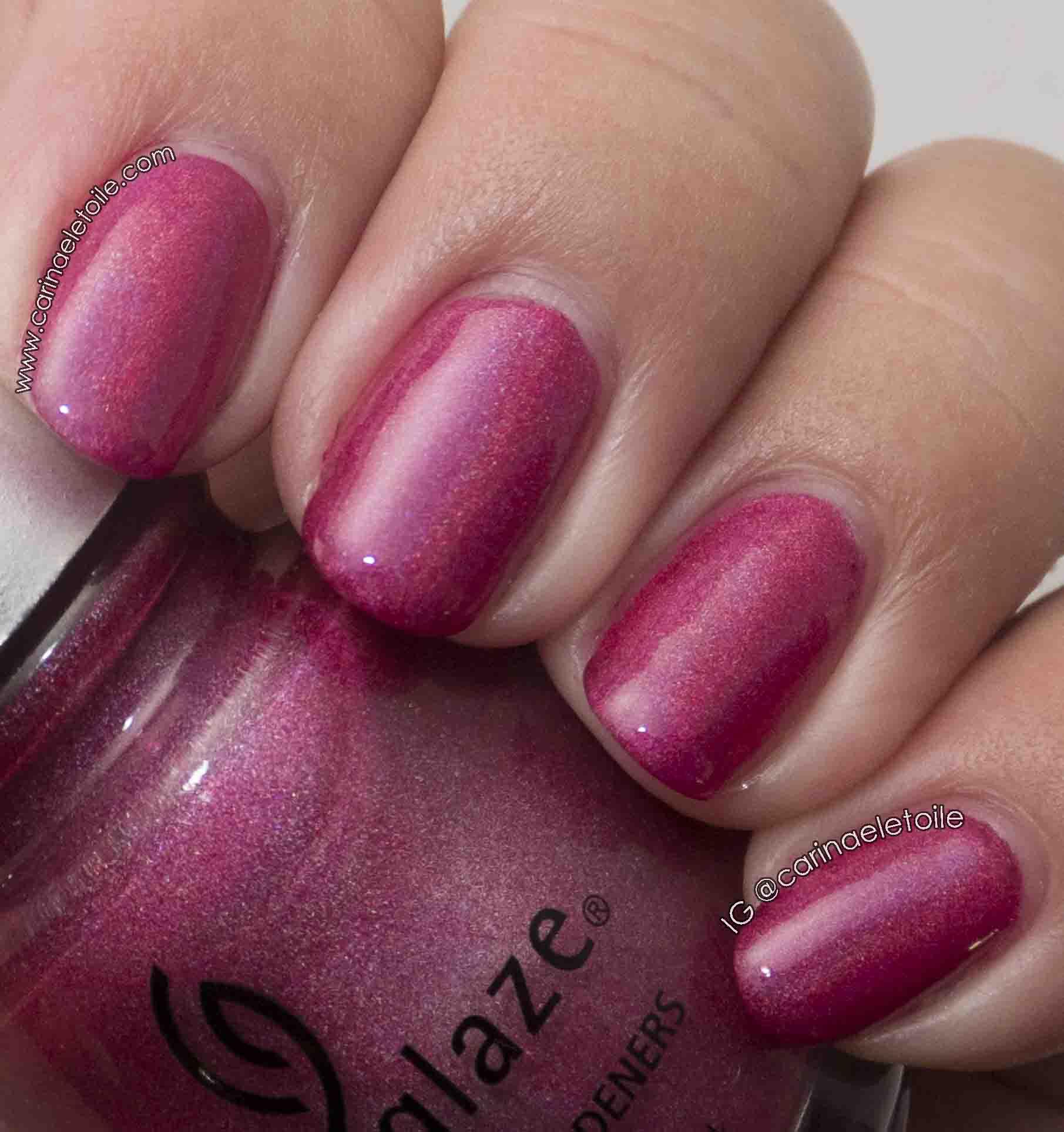China Glaze OMG Collection | Carinae L\'etoile\'s polish stash