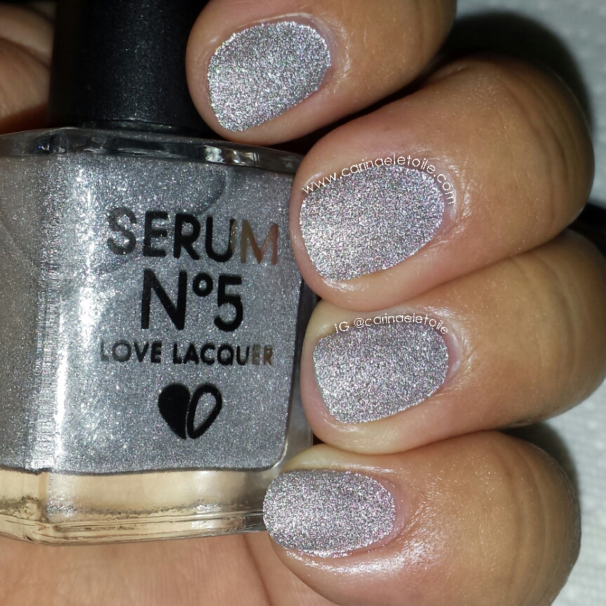 Serum No5 Flashing Lights