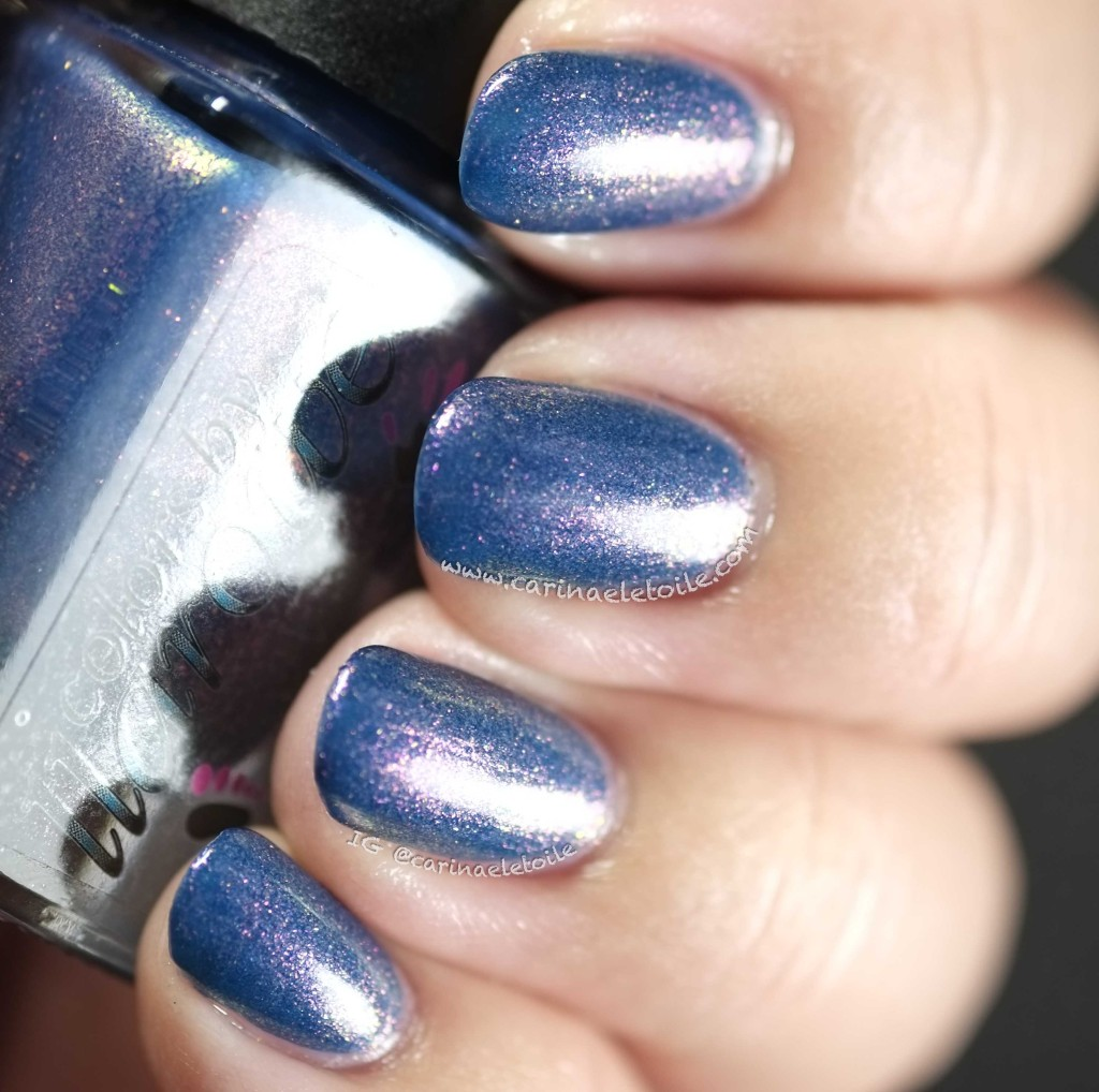 Colors by Llarowe Connie's Saucy Brother swatch