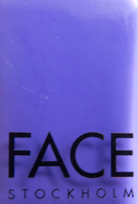 Face Stockholm 107 bottle