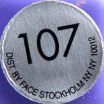 Face Stockholm 107