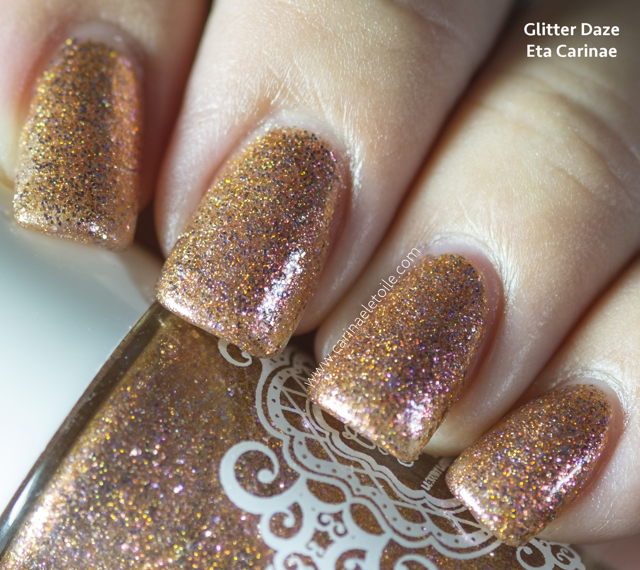 Glitter Daze Eta Carinae