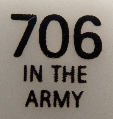 IsaDora In The Army Label