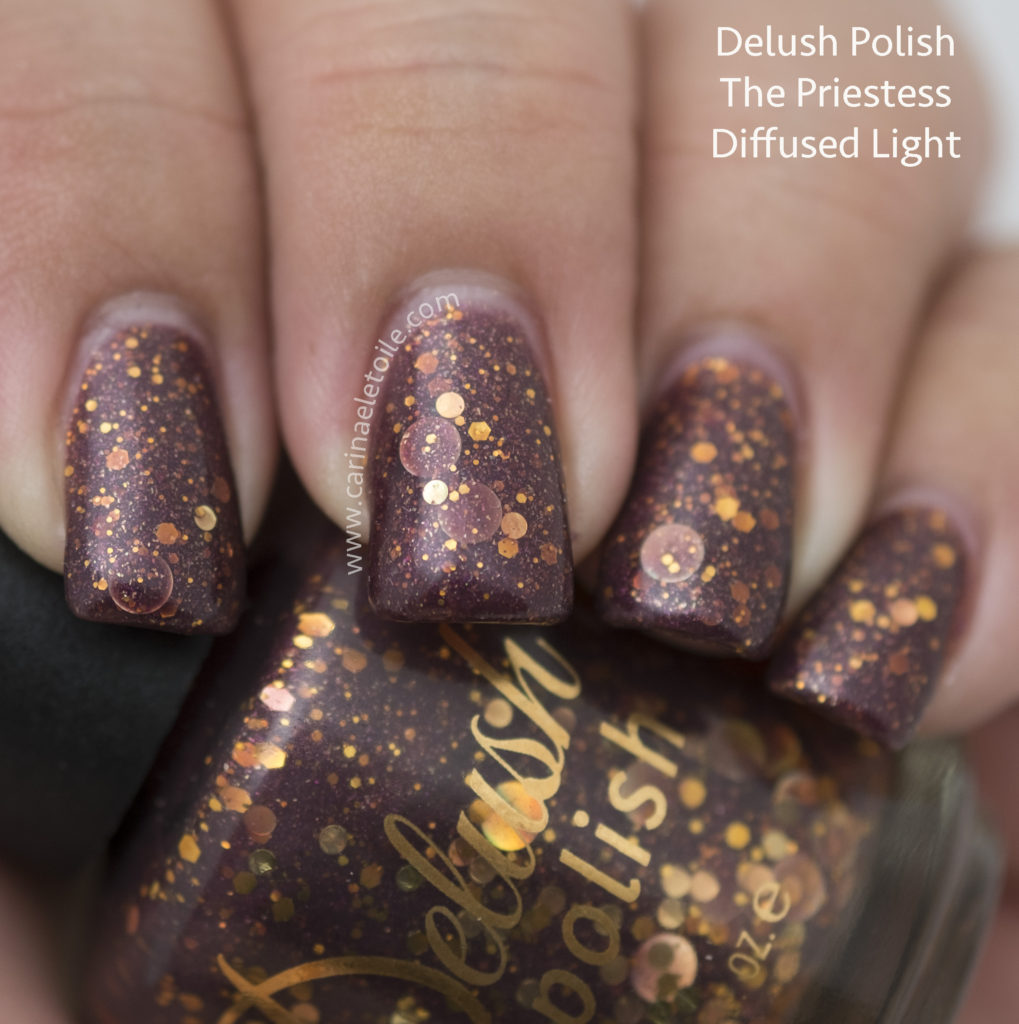 Delush Polish The Priestess