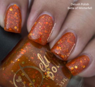 Delush Polish Belle of Winterfell