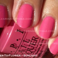 OPI Flower to Flower