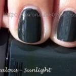 MAC Cosmetics, Fall 2009 – Beyond Jealous nail polish swatch