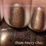 OPI Holiday Collection 2009 – Holiday Wishes – Part II