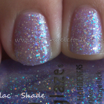 China Glaze – Sour Apple and Electric Lilac