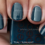 Rescue Beauty Lounge – Teal