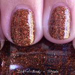 China Glaze – Awakening Collection, Halloween / Fall 2010