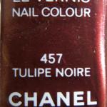 Chanel – Tulipe Noire