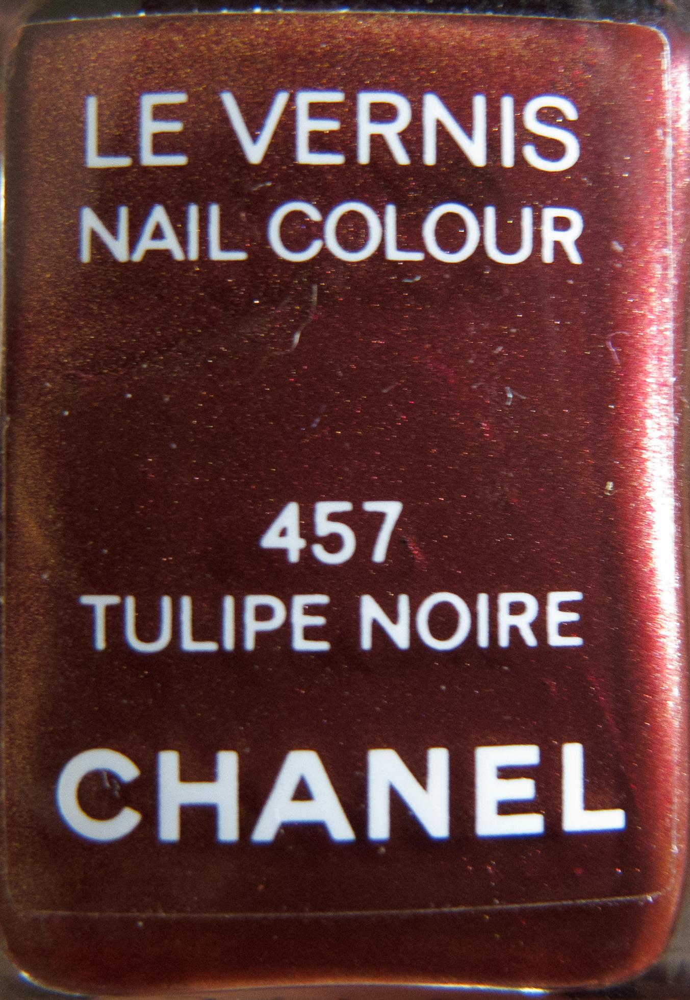 Chanel Tulipe Noire