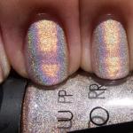 Make Up Store Holographic Nail Polish