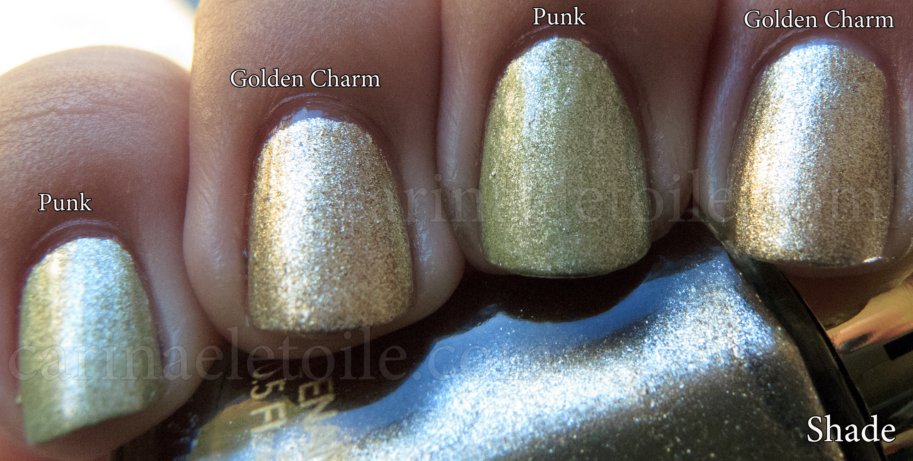Revlon Golden Charm Punk