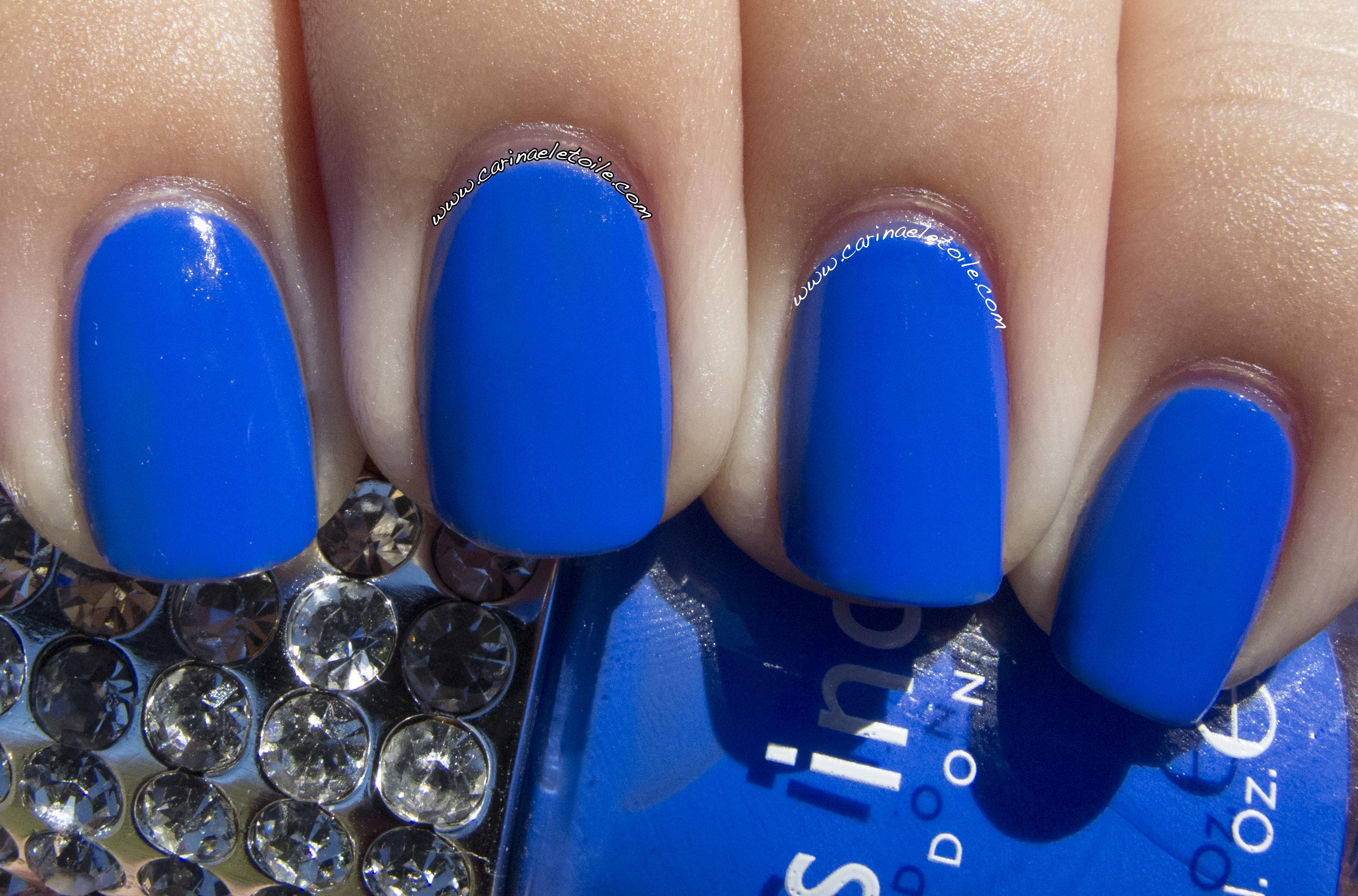 Nails Inc Baker Street