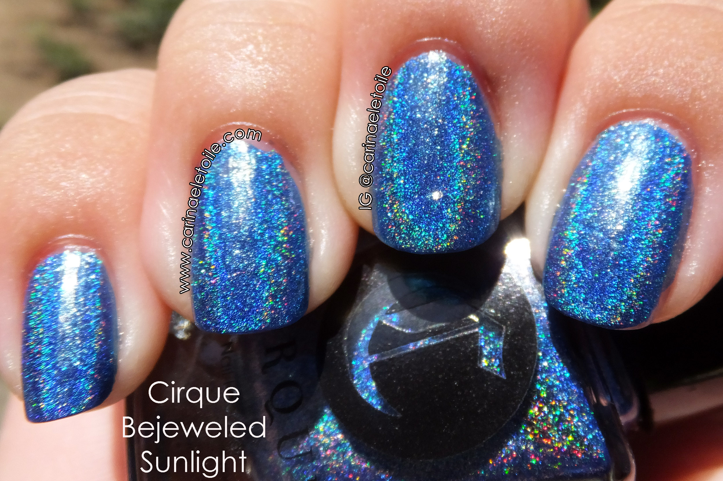 Cirque Bejeweled