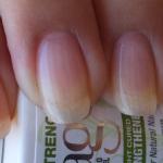 Gelish VitaGel Nail Strengthener – Week 1