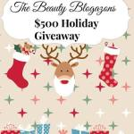 The Beauty Blogazons Holiday Giveaway!