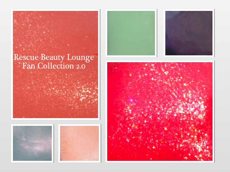Rescue Beauty Lounge Fan Collection 2